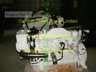 big power!! cummins 6CTA8.3-M300 marine diesel engine 300HP for high speed commercial boat