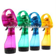 Portable Mini Fashion Water Spray Cooling Cool Fan