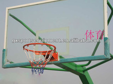 Fashion Tempered glass basketball backboard