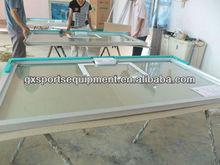 International standard Tempered glass basketball backboards