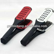 Excellent straightening brush ceramic hair brush