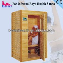 Newest!! Sauna bath infrared far spa low cost prefab cabin