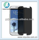 New Privacy Screen Protector For Galaxy S3
