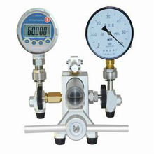 HX671C Hydraulic Pressure comparator (transparent cover)