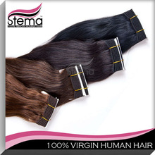 2012 New design jerry curl weave extensions human hair