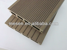 Anti-UV plastic wood composite patio decking cover (MS140K25B)