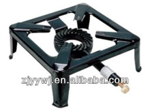 2012 Hot selling cast iron gas stove burner(SGB06 40X40)