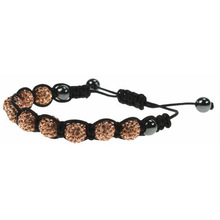 2012 hot selling old yellow shamballa bracelets wholesale