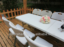 Garden outdoor tables and chairs