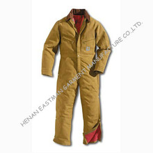 Customizable Thermal Coverall/Workwear