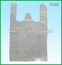 blank promotion plastic bag