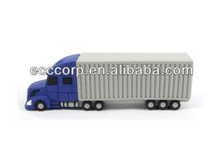 (OEM)Offers House Truck Shape 32gb USB Flash Drive