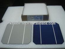 6*6 inch mono photovoltaic cell high conversion