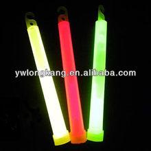 6 inch glow stick (ROHS,CE,EN71,ASTMP ) glowing in the dark
