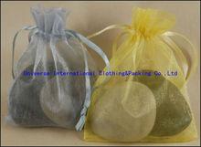 Popular organza drawstring wedding favor bags