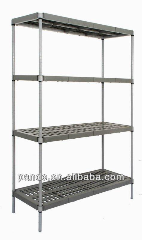Factory Commercial Kitchen Storage Plastic Shelf Buy Plastic Shelf Kitchen Storage Shelf