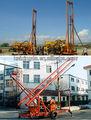 Kxd300m rotary água de poço de perfuração máquina para venda