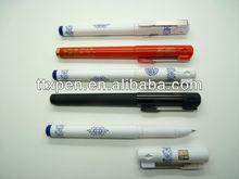 TTX14-819B Plastic celadon porcelain roller pen
