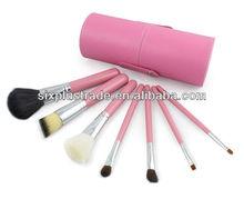 pink makeup brush set ,2012 best seller makeup brush sets