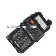 Australian Frequencies 477MHz 8W 128CH UHF + VHF Dual Band Dual standby 2 way Radio Walkie Talkie for Australia