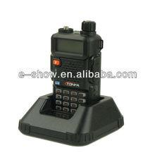 8W 128CH Dual Band 2 way radio VHF CB ham radio