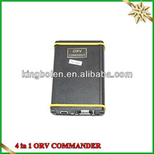 Stable and perfect Opel Renault Volvo+Tag Key Tool 4 in 1 ORV Commander Auto Diagnostic Tool