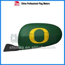 Custom sports NFL/NCAA/NBA car mirror flags
