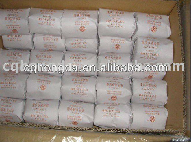 Chungking negro pasado por agua de cerdas suaves 40% tops-90 % tops, Para la alta calidad de la pintura cepillo de fabricación