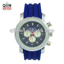 QD0146 Latest wholesale geneva platinum watch japanese movement