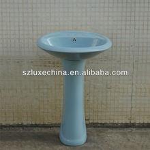 Blue Pedestal Sink : Promotional Light Blue Bathroom Sink, Buy Light Blue Bathroom Sink ...