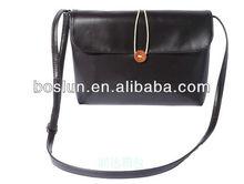 2012 alibaba women cheap PVC shoulder messenger bag