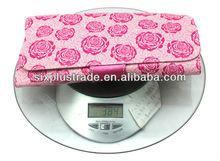 18 pcs Nylon Wood Handle Rose Color Makeup Brush set Kit