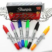 6 colors Tattoo Skin Marker Piercing Marking Scribe Pen