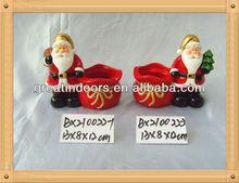 Hot sale! ceramic Xmas decorations