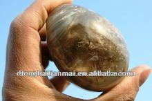 Egg shape rock /QUARTZ Rock Crystal egg /Natural clear Crystal egg