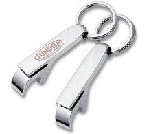 aluminum beverage key chain bottle opener