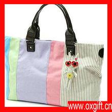 women canvas handbag designer