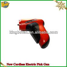 New arrival Cordless Electric Pick Gun OBD2 car locksmith tool metal head the best quality