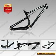 Discount for now!!!!!26er full suspension carbon frame, carbon 26er mtb frame
