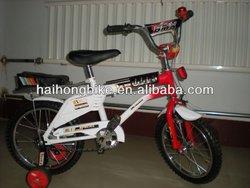 2012 latest design fashion children BMX bike
