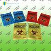 Super strong incense bag /Tobacoo leaf ziplock/platinum caution 10g. bags