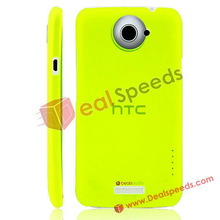 For HTC One X Skin / Ultra Slim 0.5mm Plastic Back Skin for HTC One X/One XL