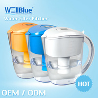 Manufacturer alkaline water jug filter, water filter jug for tap water