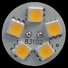 Super Bright G4 LED Light 1.2W 5SMD 5050 LED Blub For Home