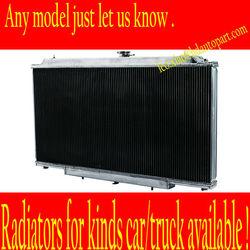 Alloy radiator Aluminum radiator fit Prado 96-02 KZJ90 & KZJ95. / auto radiator manufacturer
