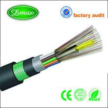 6 core single mode fiber optic cable