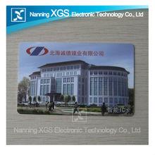 ISO Mifare 1K RFID PVC card