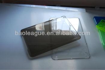 for mini IPad crystal case