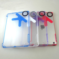 crystal protective case for ipad mini