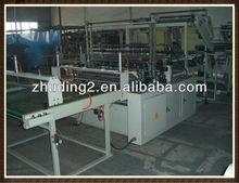 2012 China Manufacture ZD series Three side sealing bag making machine